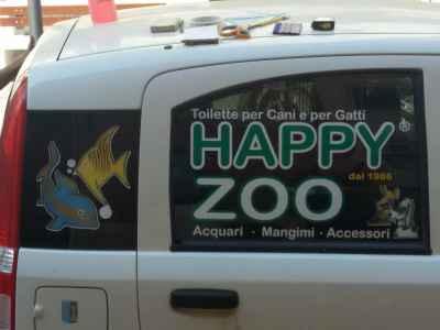 """Auto """"HAPPY ZOO"""""""