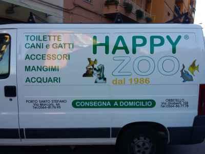 "Furgone ""HAPPY ZOO"""
