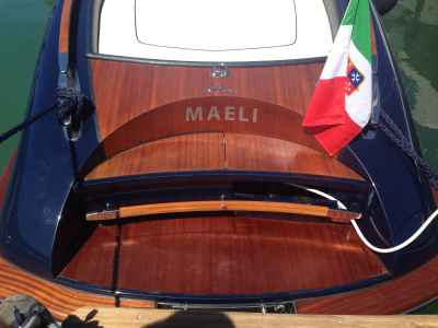 "Yacht ""MAELI"""